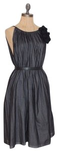 Anthropologie Branch Trapeze Dress