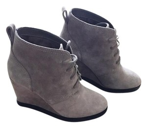 Vince Camuto Mouse Gray Wedges