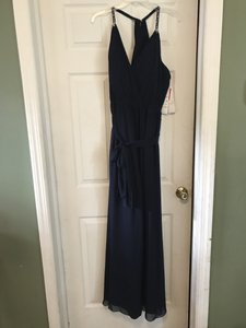 Bari Jay Navy 1600 Dress