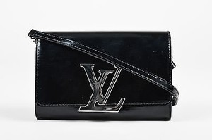 Louis Vuitton Vuitton Electric Epi Pm Black Clutch