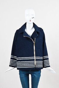 Boy. by Band of Outsiders Basic Navy Blue, Gray Jacket