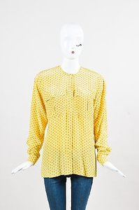 Escada Top Yellow