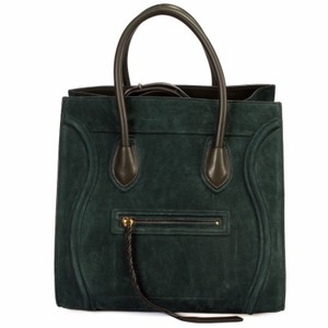 Cline Tote in Forest Green