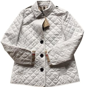 Burberry London White Jacket