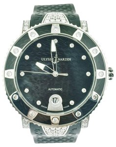 Ulysse Nardin Ulysse Nardin 8103-101 Lady Marine Diver Diamond 40mm Watch