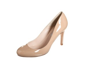 L.K. Bennett Taupe /Nude Pumps