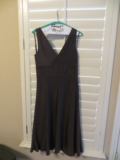 J.Crew Gray Purple Dress