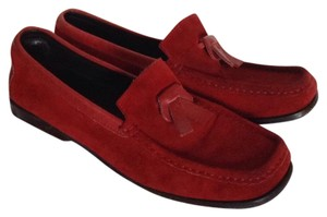 Fieramosca & Co. Red/Burgundy Flats