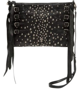 Frye Studded Cross Body Bag