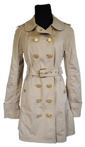 Juicy Couture Raincoat Ruffled Trench Designer Trench Coat