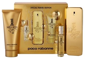 Paco Rabanne 1 Million 3 piece Gift set for Men.