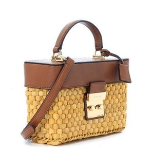 Michael Kors Satchel in Luggge natural