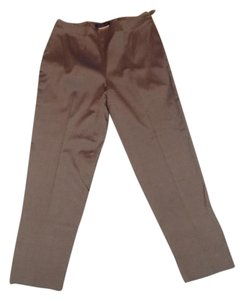 Piazza Sempione Straight Pants Bronze