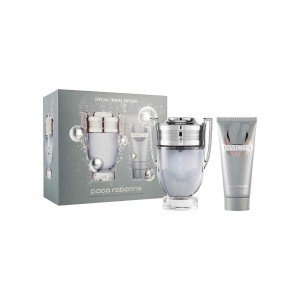 Invictus For Men By Paco Rabanne Gift Set ( 2pc Set )