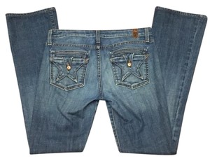 People's Liberation Boot Cut Jeans