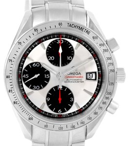 Omega Omega Speedmaster Day Date Chronograph 40mm Mens Watch 3211.31.00
