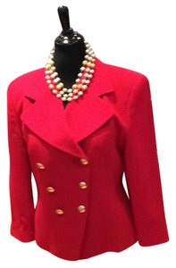 Ellen Tracy RED Blazer