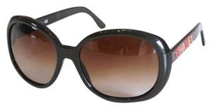 Chanel Sunglasses Brown Red 5138