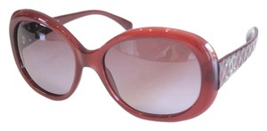 Chanel Sunglasses Plum CC Logo