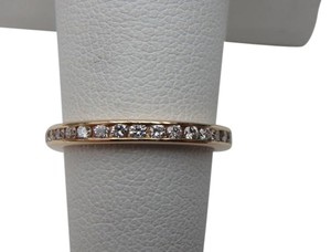 Tiffany & Co. vintage 18K full diamond Novo ring
