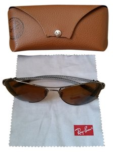 Ray-Ban Ray-ban Prescription Aviator Sunglasses with Microfiber and Case