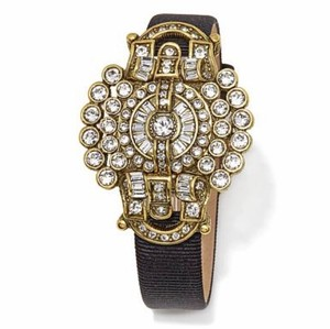 Heidi Daus Crystal Watch