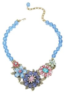 Heidi Daus Glorious Garden Crystal Necklace