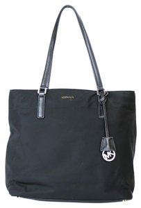 Michael Kors Morgan Tote in Black
