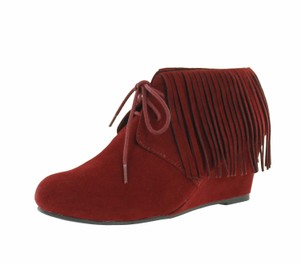 Red Circle Footwear Wine Boots