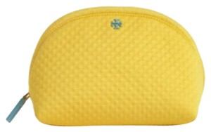 Tory Burch New Tory Burch Neoprene Rounded Cosmetic Case Retail $125+