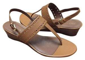 Cole Haan Tan/brown Sandals