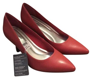 Payless Coral Pumps