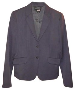 J.Crew Jacket Wool Lined Charcoal Grey Blazer