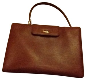 Gianfranco Ferre Satchel in Brown
