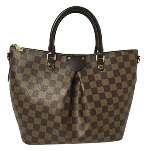Louis Vuitton Siena Mm Siena Damier Speedy Shoulder Bag
