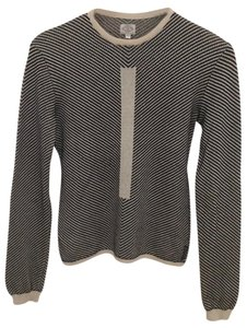 Armani Jeans Diagonal Stripes Sweater