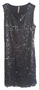 Poema Sequin Dress