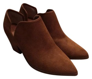 Seychelles Tan Suede Boots