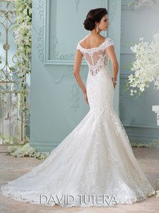 David Tutera For Mon Cheri David Tutera 116201 Wedding Dress