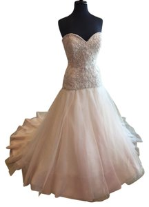 David Tutera For Mon Cheri David Tutera 114270 Wedding Dress