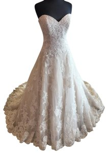 David Tutera For Mon Cheri David Tutera 214206 Wedding Dress