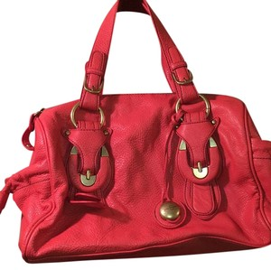 Jessica Simpson Satchel in Red