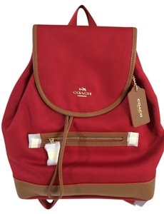 Coach F37240 Canvas Backpack