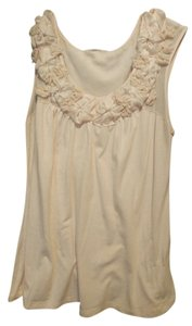 Charlotte Russe Floral Embroidered Top Pale Pink
