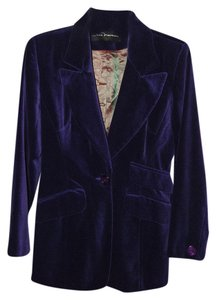 Jane Norman Purple Blazer