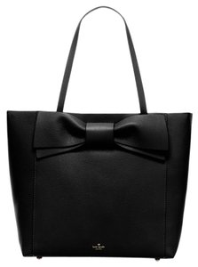 Kate Spade Sale Fall Tote in Black