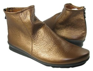 Arche Ankle Flat gold Boots