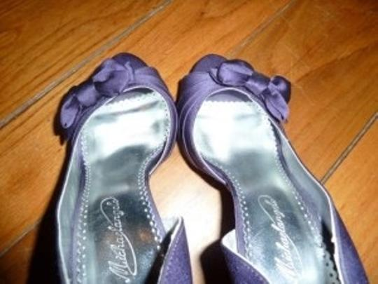 David's Bridal Lapis Maribelle Formal Size US 8