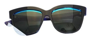 Dior 100% Authentic Christian Dior Graphic Mirror Sunglasses