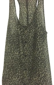 Body Central Top Cheetah